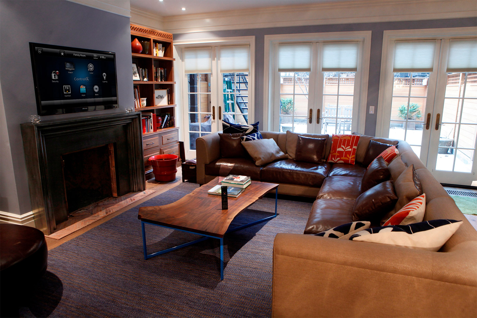 Great & Media Rooms
