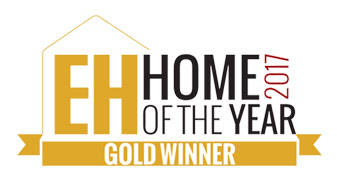 EH 2017 Home of the Year Gold Winner