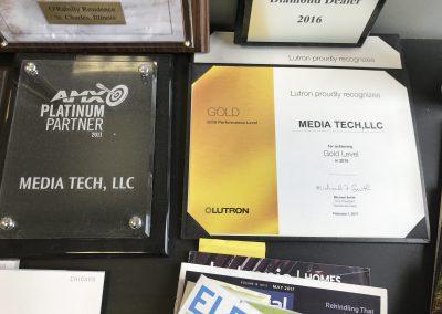 Lutron Gold Level Performance 2017