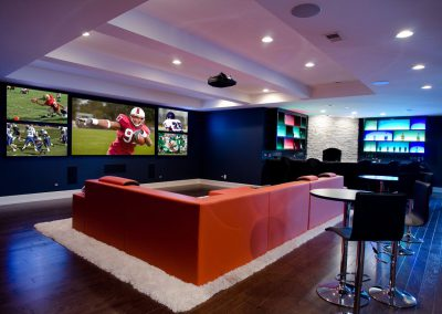 Custom Home Audio and Video from MediaTech Offers The Control You've Been Looking For