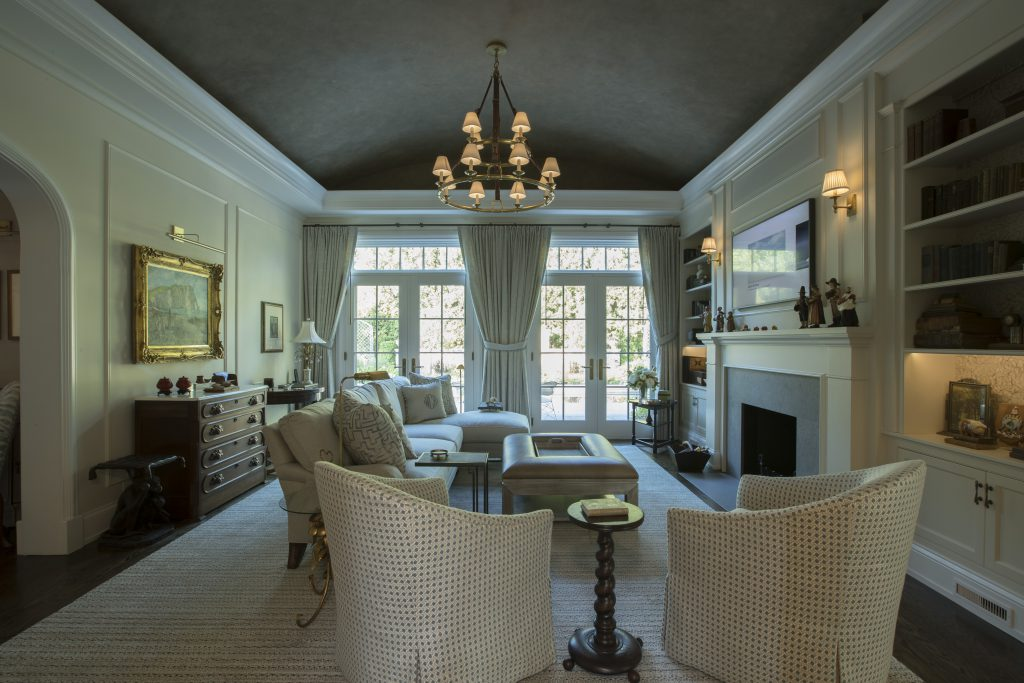 lake forest home project