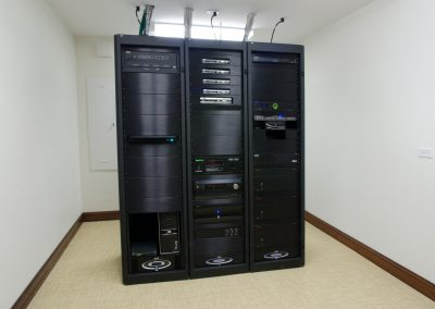 Western Springs Media Server