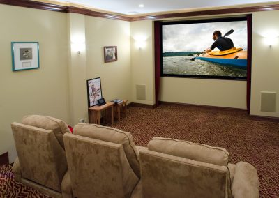 Western Springs Home Theater