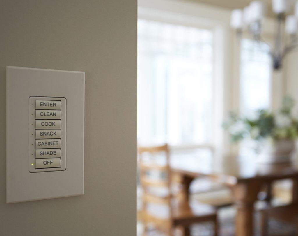 Geneva home Savant control system