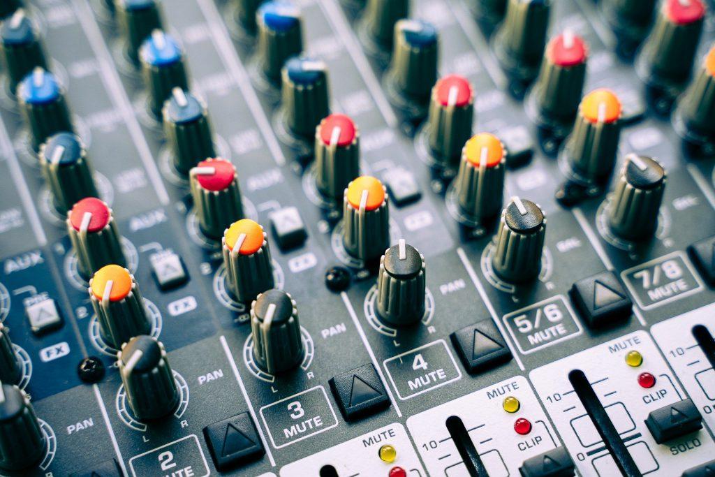 mixer audiophile