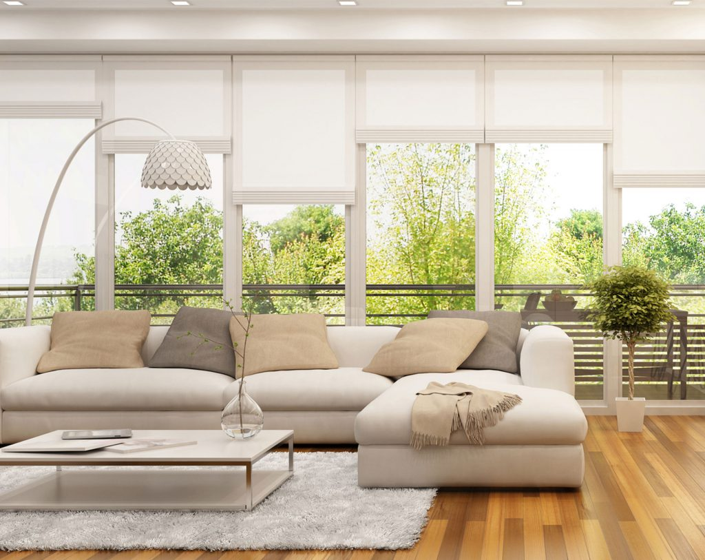 Prepping Your Illinois Home for Winter with Automated Climate Control and Window Treatments